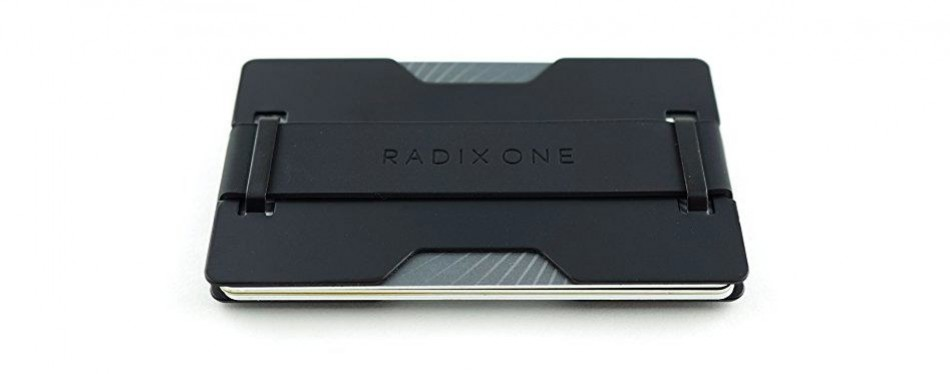 radix one black steel