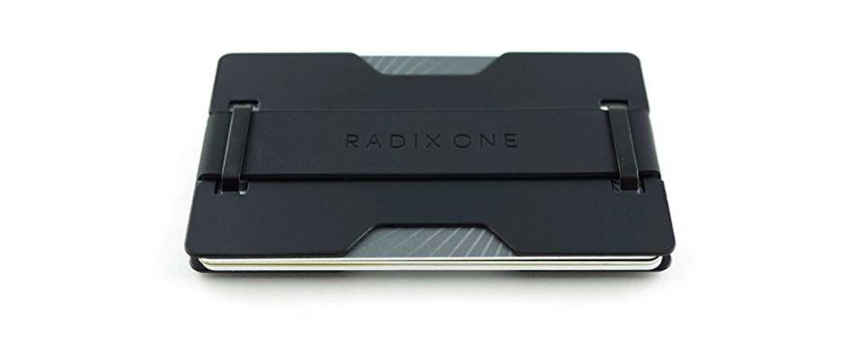 radix one black steel