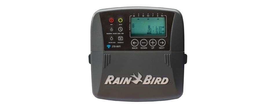 rain bird wi-fi smart sprinkler system