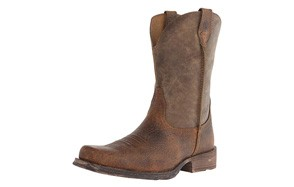Rambler Wide Square Toe Ariat Boot