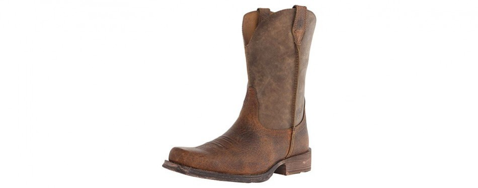 rambler wide square toe boot