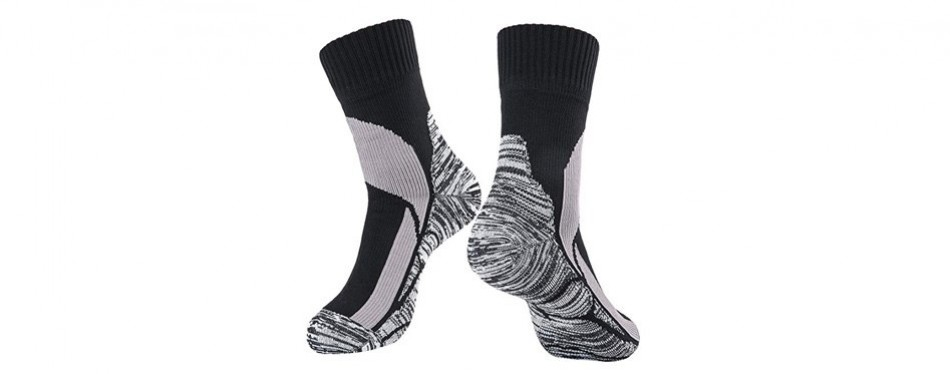 randy sun waterproof socks for hiking