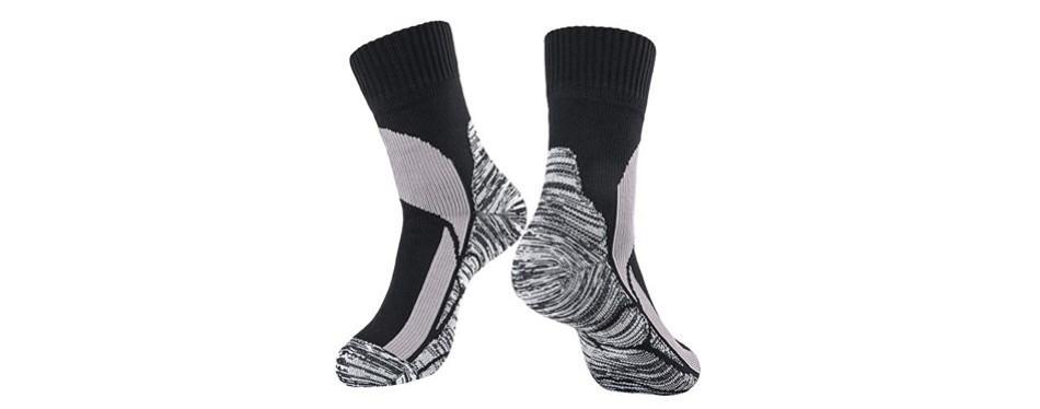 randy sun waterproof socks for hiking