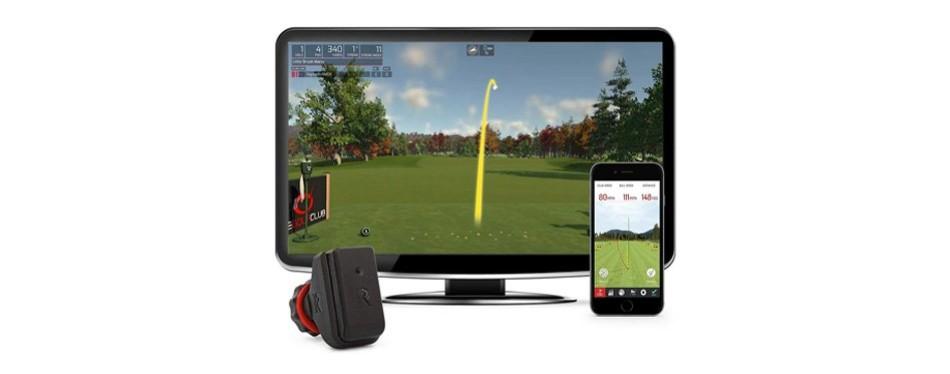 rapsodo r-motion simulator and swing analyzer