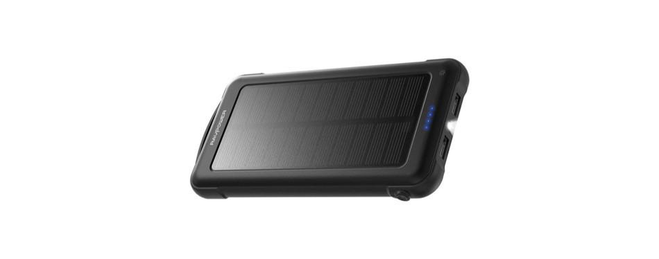rav power solar charger