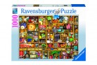 ravensburger - kitchen cupboard - 1000 piece jigsaw puzzle