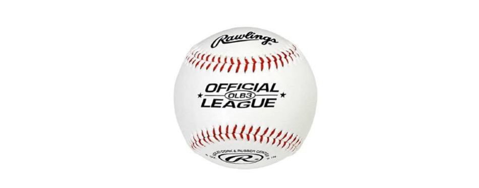 rawlings olb3 recreational play baseball