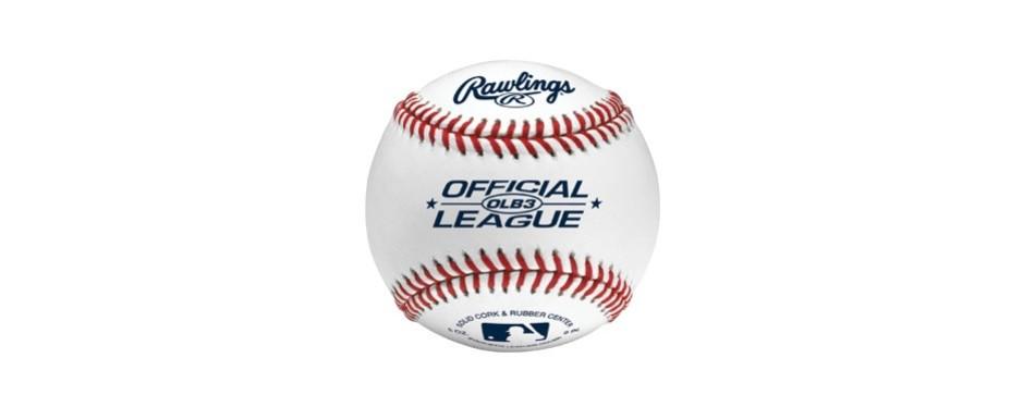 rawlings recreational grade baseballs bucket of 24