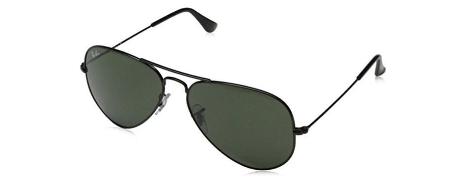 ray-ban aviator metal shades