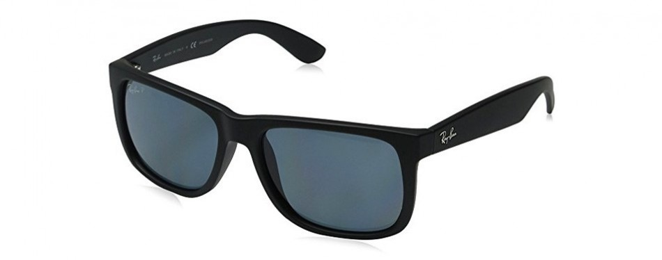 ray-ban men's justin sunglasses