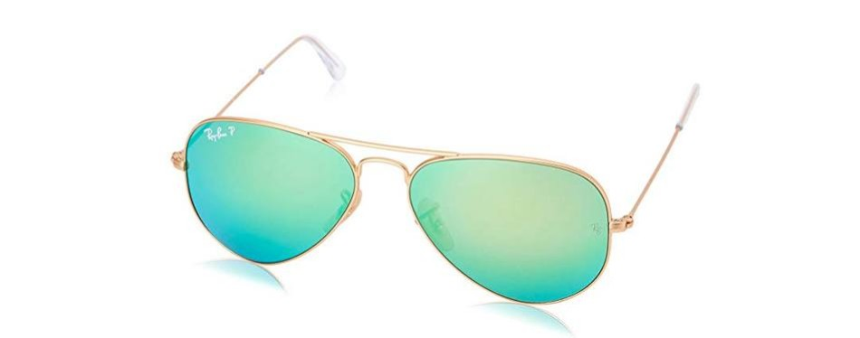 ray ban rb3025 large aviator sunglasses