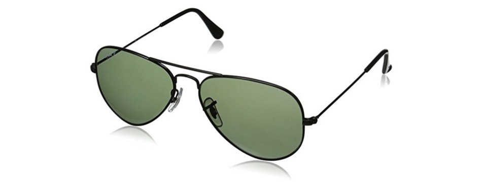 ray-ban rb3025 large metal aviators