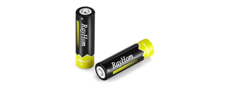 rayhom aa rechargeable batteries