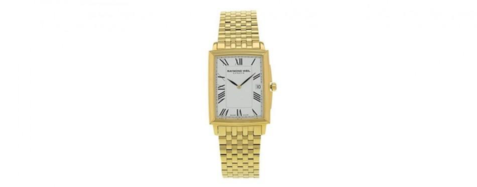 raymond weil tradition quartz male watch 5456-p-00300