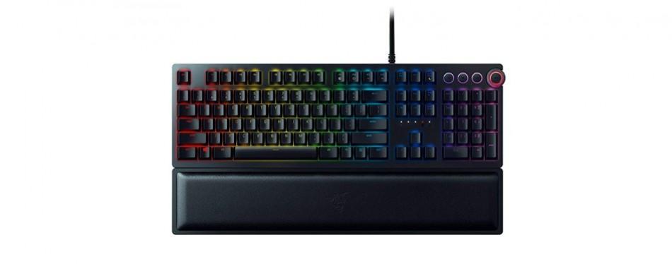 razer huntsman elite opto-mechanical keyboard