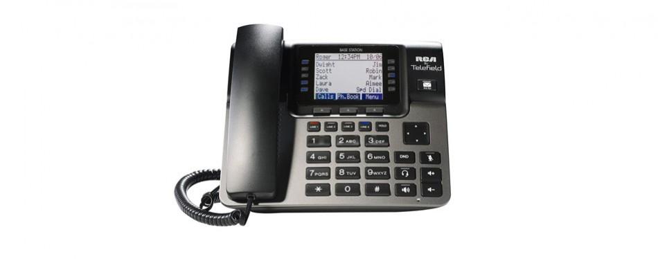 rca unison dect 6.0 phone system