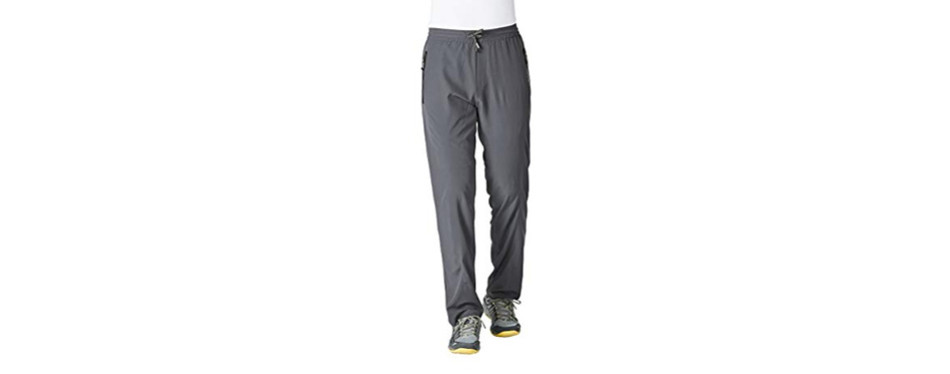 rdruko men's jogger casual pants
