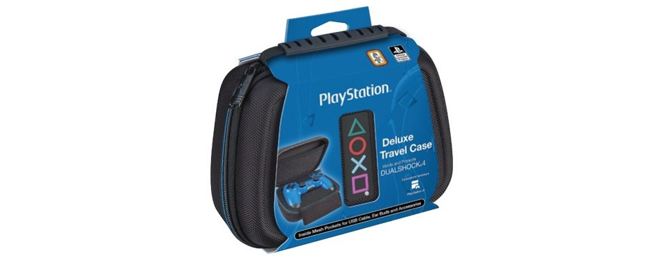 rds industries dualshock 4 travel case