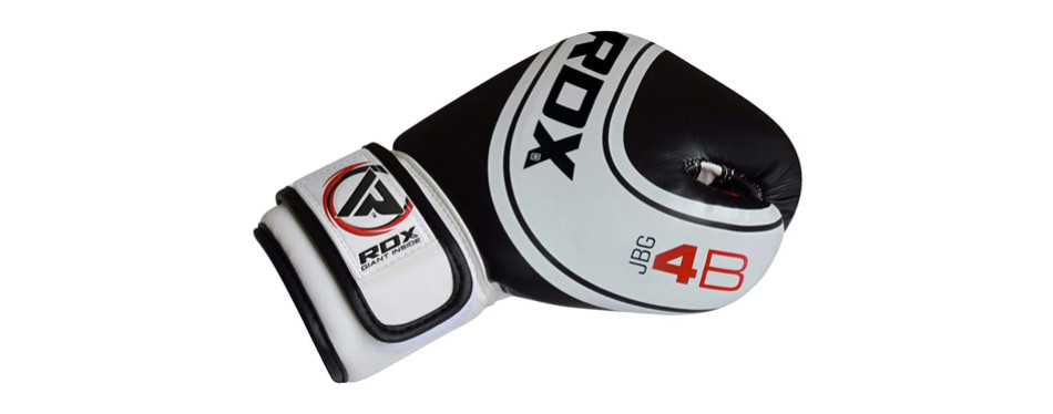 rdx kids maya hide boxing gloves