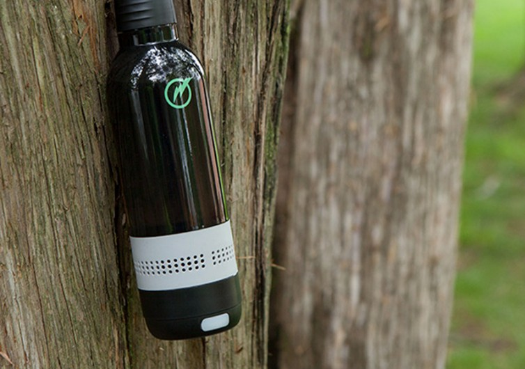 Re-Fuel Bottle Speaker