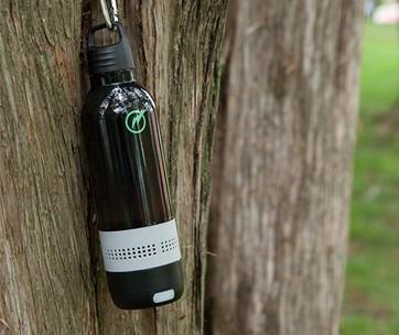 Re-Fuel Bottle Speaker