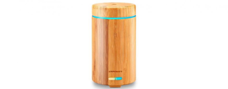 real bamboo essential oil diffuser