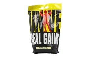 real gains weight gainer with complex carbs