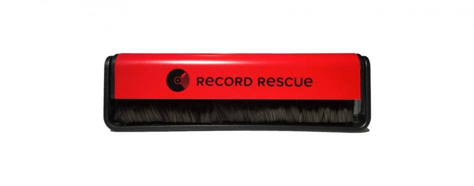 record rescue - record cleaning brush