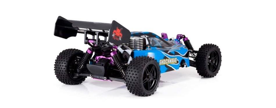 redcat racing shockwave nitro buggy