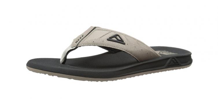 reef phantom men's flip flops