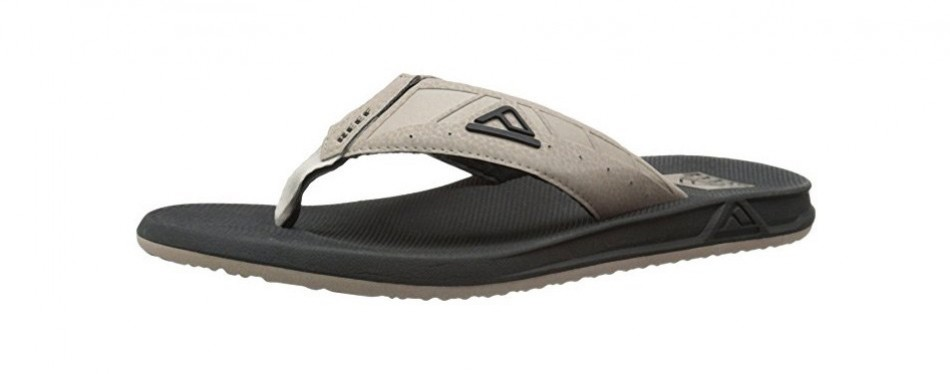reef phantom men's flip flops