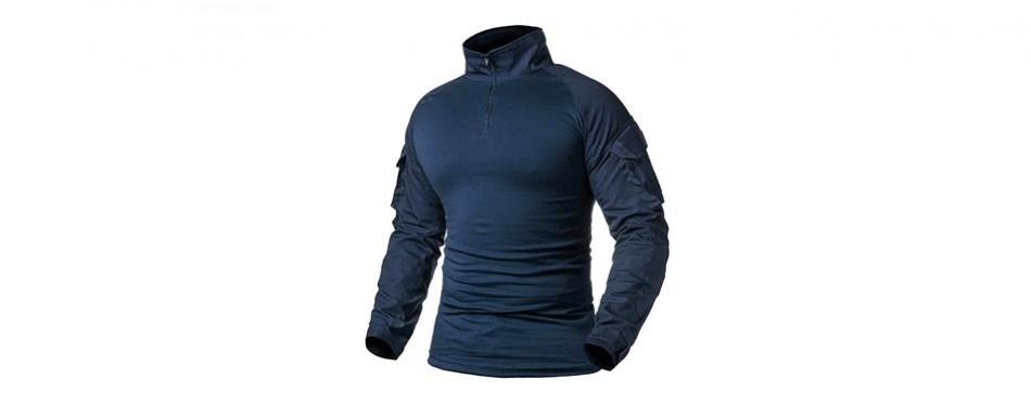 refire gear military tactical combat long sleeve shirt