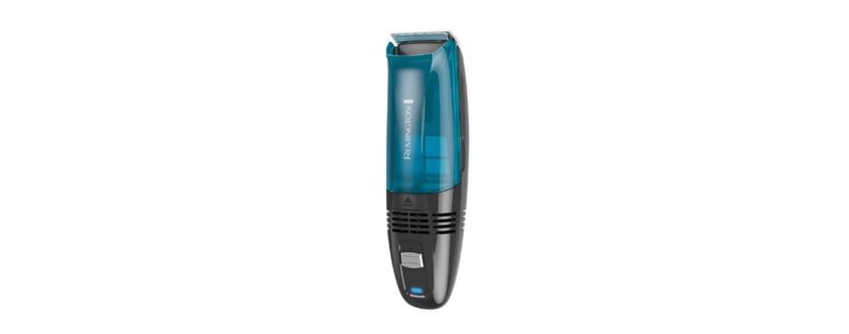 remington cordless hair vacuum kit