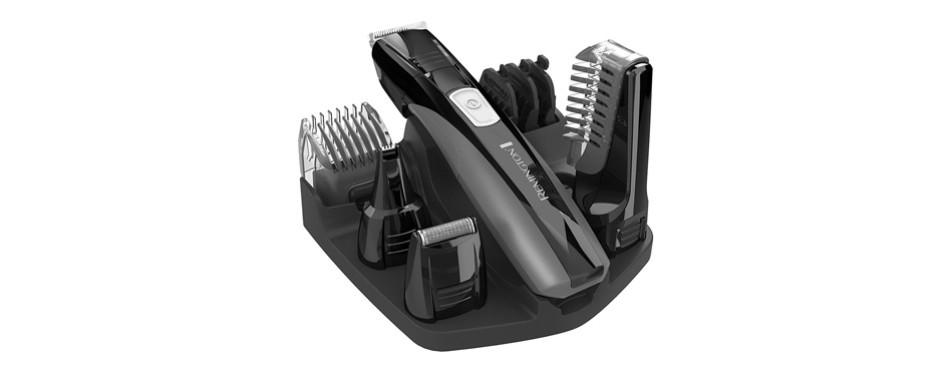 remington head to toe body groomer kit