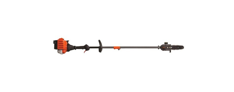 remington rm2599 maverick 25cc 2-cycle 8-inch gas pole saw