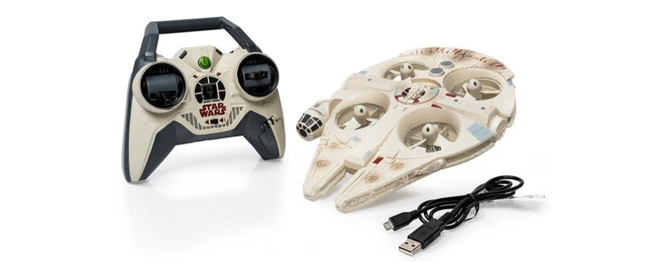 remote control millennium falcon