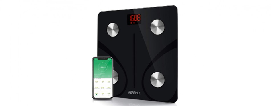renpho bluetooth bmi smart scale