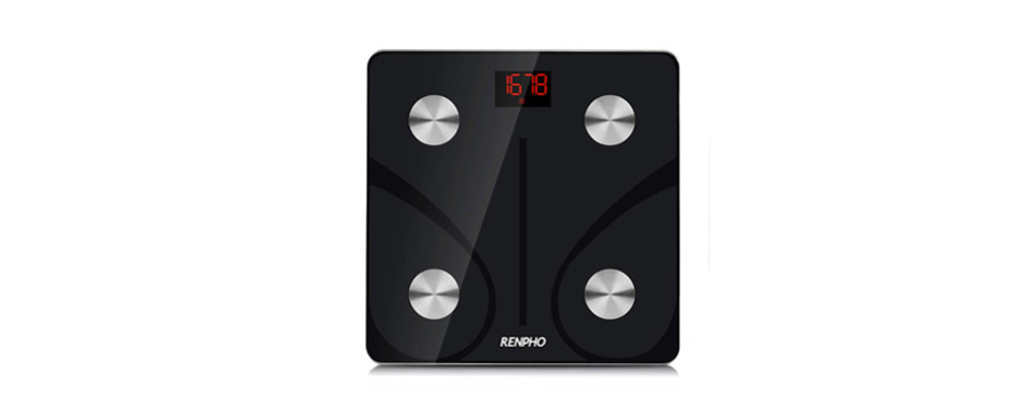 renpho bluetooth smart digital bathroom scale