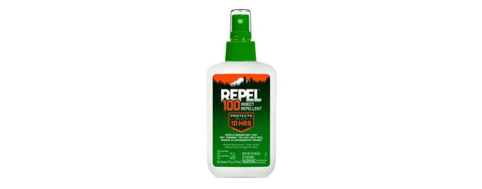 repel 100 insect repellent