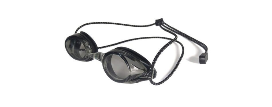 resurge sports anti fog racing swimming goggles
