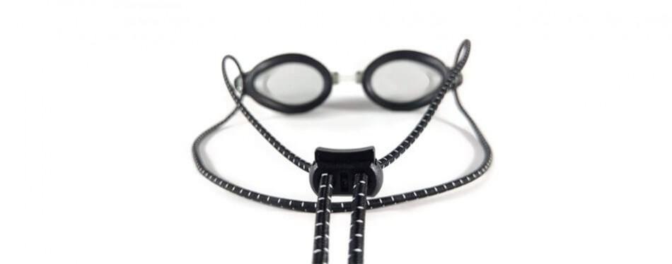 resurge sports anti fog racing swimming goggles
