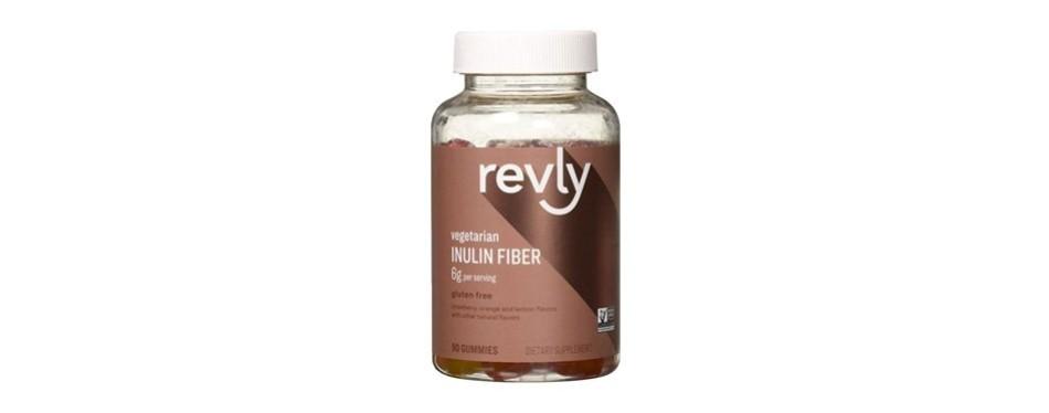 revly inulin fiber
