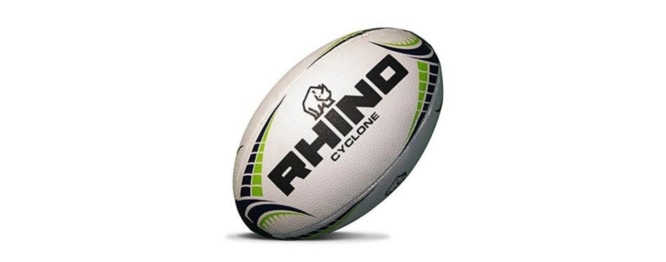 rhino rugby cyclone training ball