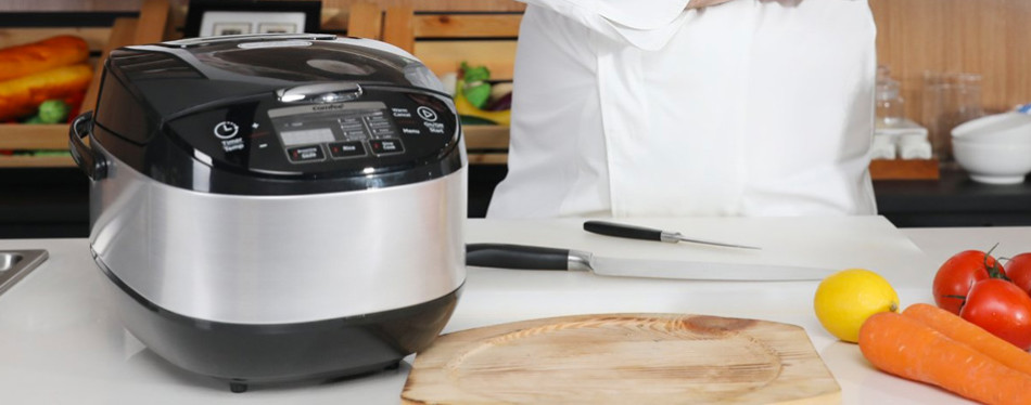 rice cooker, 11-in-1 multi-function programmable