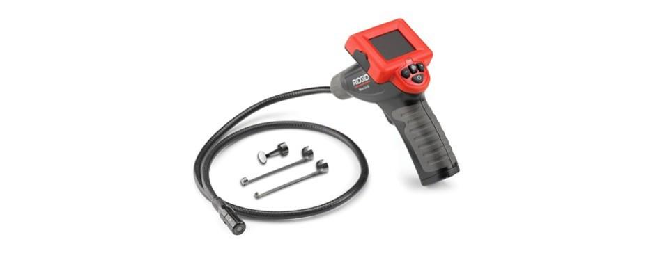 ridgid 40043 model micro ca-25 hand-held inspection camera