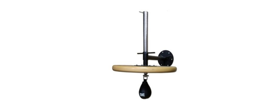 ring to cage adjustable speed bag platform