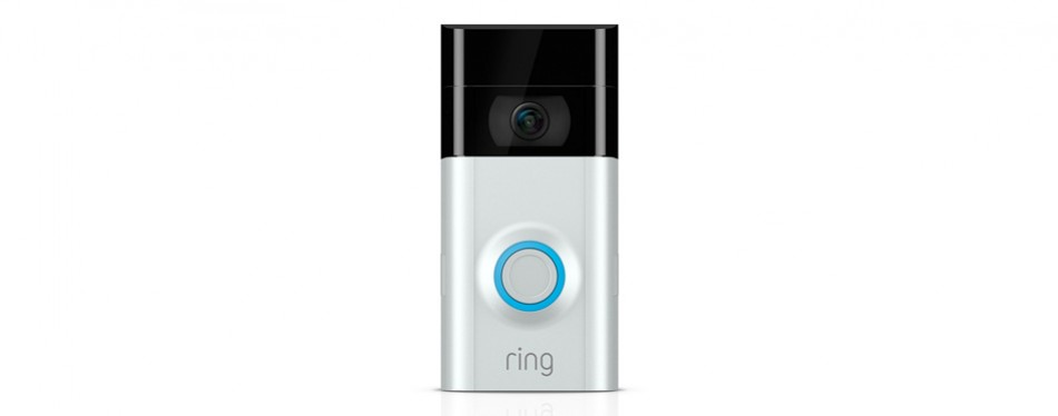 ring video smart doorbell 2