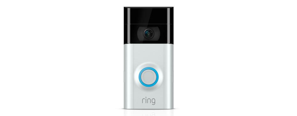 ring video smart doorbell 2