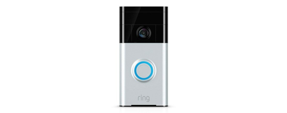 ring wi-fi enabled video smart doorbell
