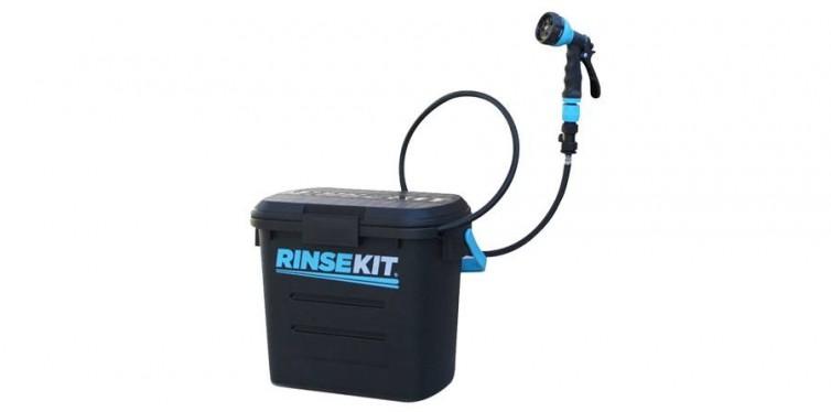 Rinse Kit Pressurised Portable Shower